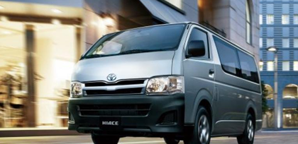 Imágen microbus Toyota Hiace